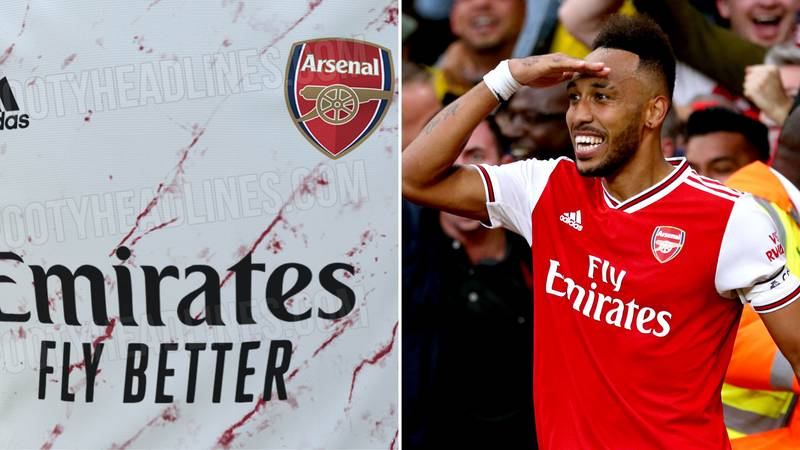 Arsenal's New Away Kit For Next Season Has Been Leaked And Fans Are Saying The Exact Same Thing