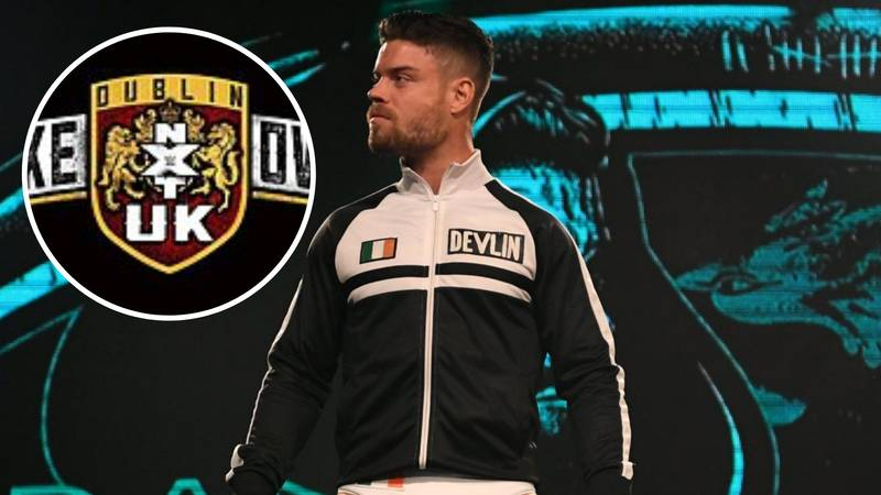 Jordan Devlin Says WWE Hosting NXT UK TakeOver: Dublin Is A 'Dream Come True'