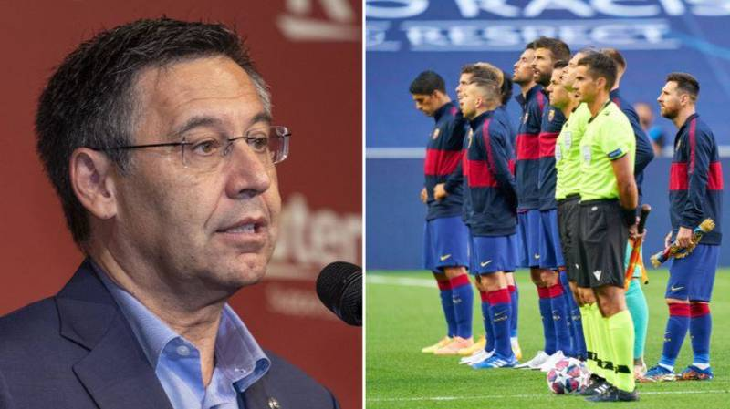 Barcelona President Names The Seven 'Untouchable And Non Transferable' Players
