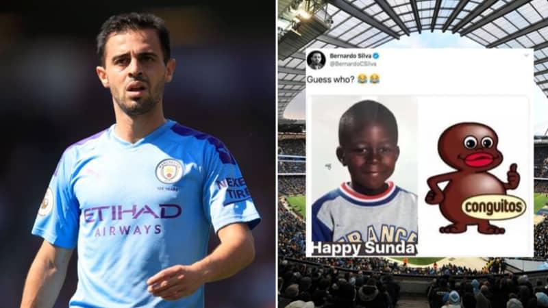 Bernardo Silva Facing Six-Game Ban For 'Insulting' Benjamin Mendy Tweet