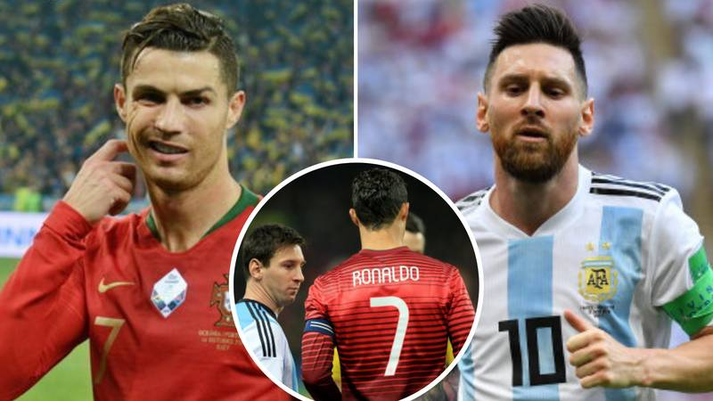 Fan's Thread 'Proves' Why Lionel Messi Is Better Than Cristiano Ronaldo At International Level