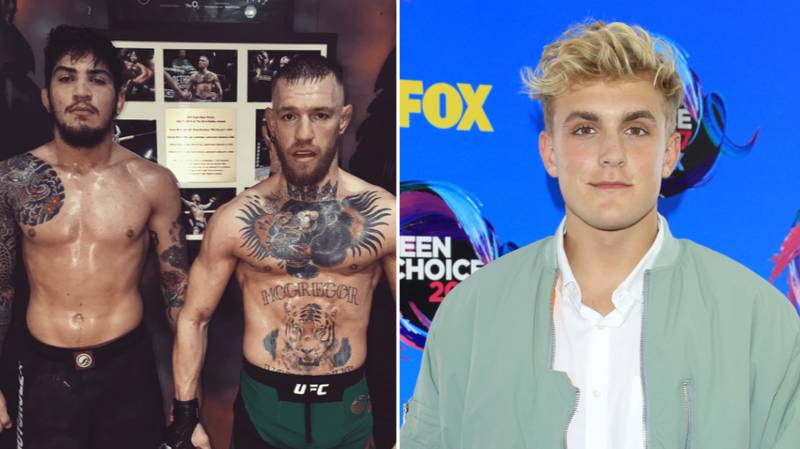 Conor McGregor's Teammate Claims He Has Been Offered £4 Million To Fight YouTuber Jake Paul