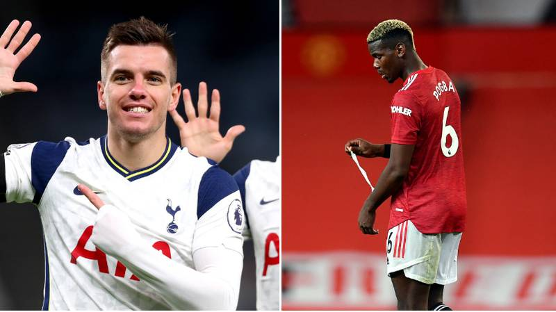 Damning New List Shows Paul Pogba Is Sixth In The Top 10 Of Premier League Players Who Make The Most Mistakes