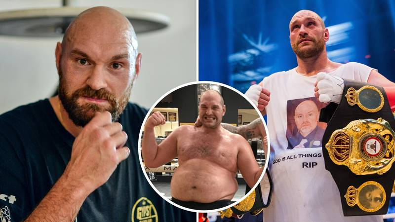 Tyson Fury's Battle With Mental Health Shows Why Nobody Should Ever Lose Hope