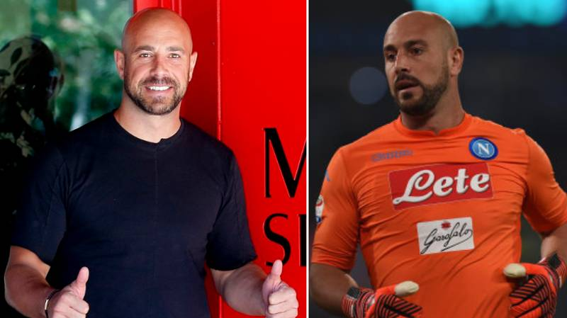 Pepe Reina Set To Complete £9 Million Transfer, Days After Joining AC Milan
