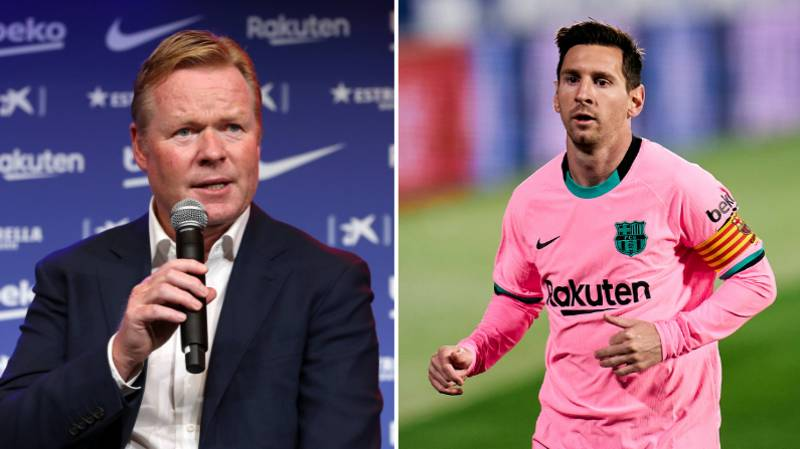 Barcelona Still Expect Lionel Messi To Leave Next Summer