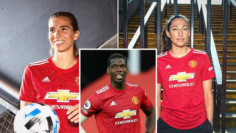 Tobin Heath And Christen Press Shirts Outsell Every Manchester United Men's Player