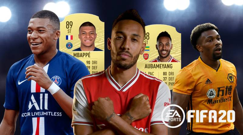 FIFA 20's Top 10 Fastest Players Have Been Revealed