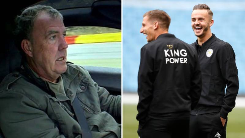 James Maddison Had The Perfect Response To Jeremy Clarkson's Criticism