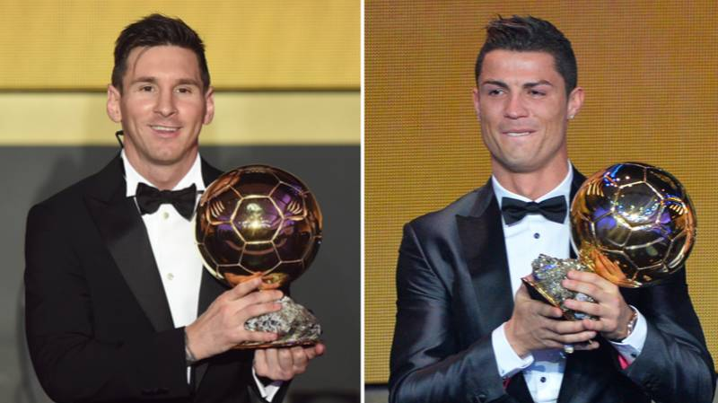 Dimitar Berbatov Thinks Lionel Messi And Cristiano Should Share Awards