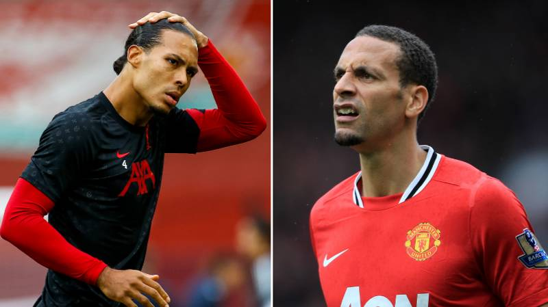 Virgil Van Dijk Is 'No Rio Ferdinand Or Vincent Kompany' And Branded 'Arrogant'