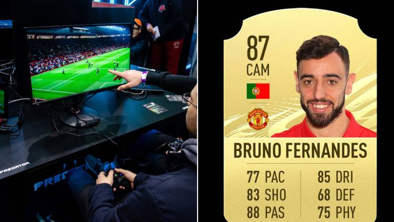 Fans React To EA Sport's New FIFA 21 Highest-Rated Players