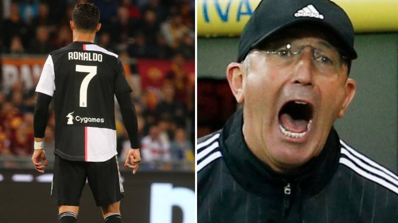 Cristiano Ronaldo Has Scored More Goals Than Tony Pulis' Teams In Past 11 Years