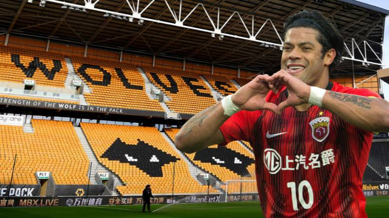 Wolves Have Been Offered Brazilian Hulk On A Free Transfer