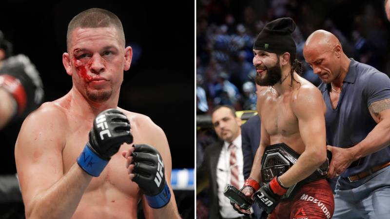UFC 244 Salaries: Jorge Masvidal And Nate Diaz Lead Purse Report