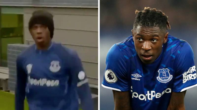 Everton Striker Moise Kean's Scouse Accent Is Everything