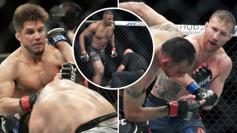 UFC 249's Full List Of Medical Suspensions Revealed As Justin Gaethje Has Been Fully Cleared
