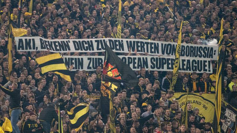 Borussia Dortmund Cancel 500 Season Tickets Because Fans Didn't Attend Enough Games