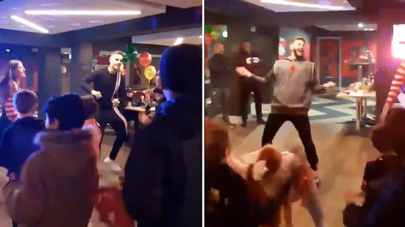 Jordan Henderson Organised Three Christmas Parties For Underprivileged And Disabled Kids