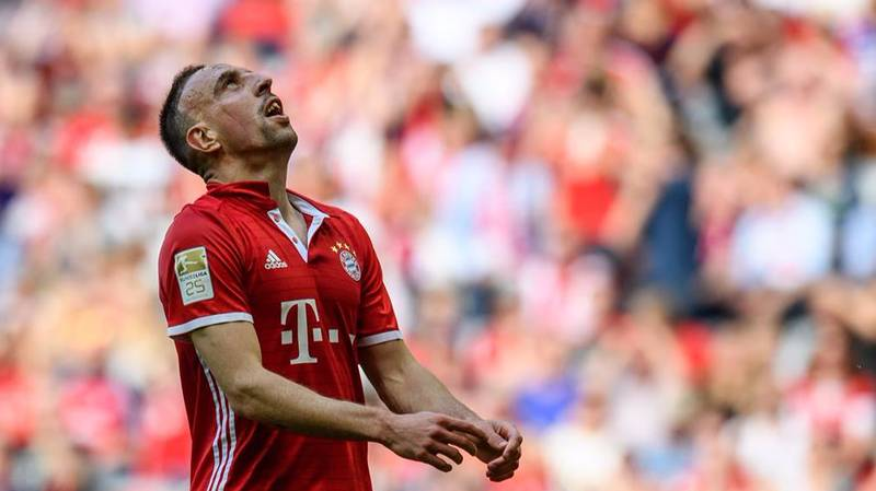 Franck Ribery In Line For Surprise Summer Move Away From Bayern