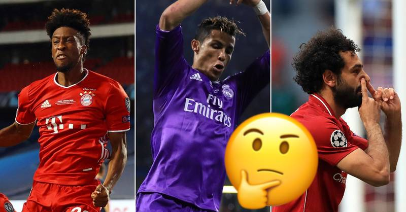 QUIZ: Can You Name The Last 26 Players To Score In A Champions League Final?