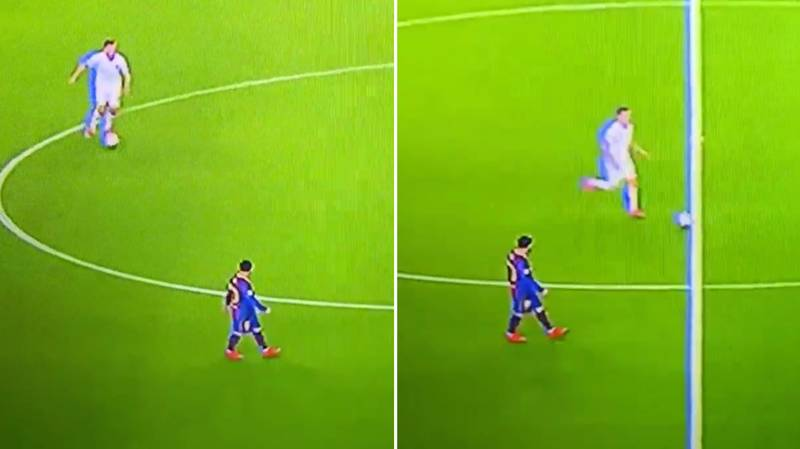Video Of Lionel Messi's 'Defending' Against Dynamo Kiev Is Quite Something