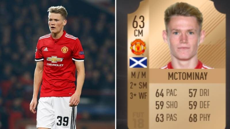 Someone Played Against Scott McTominay On FIFA Ultimate Team And His Team Is Mad