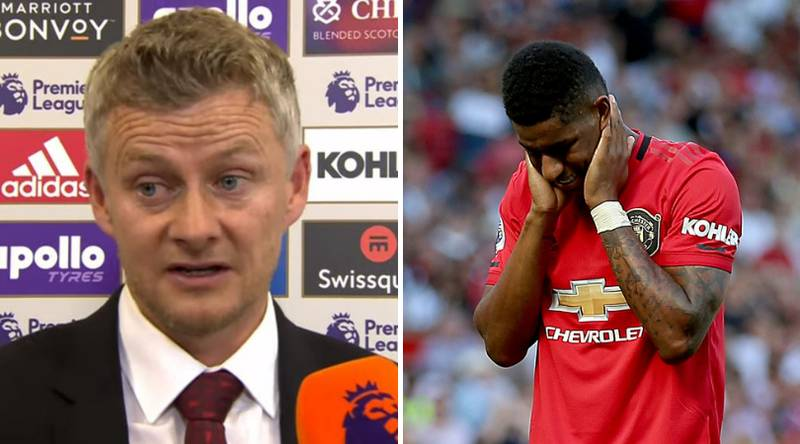 Ole Gunnar Solskjaer's Post-Match Comments Haven't Gone Down Well With Man United Fans