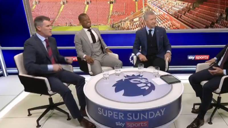 Roy Keane Says Everyone Is Getting Carried Away With How Good Liverpool Are