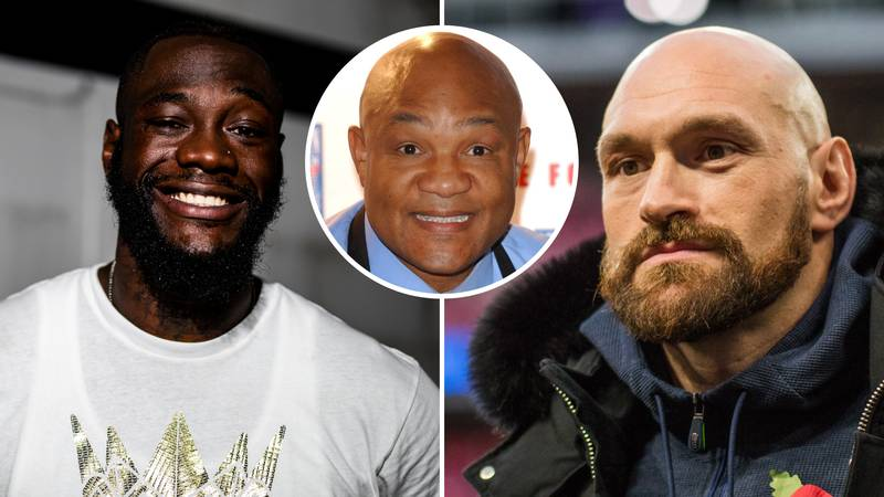 Wilder Vs Fury Winner Will Become 'One Of The All-Time Greats,' Says George Foreman