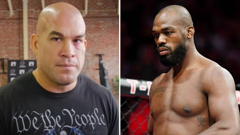 Tito Ortiz Asked If A Prime Version Of Himself Would Beat Prime Jon Jones In A Fight