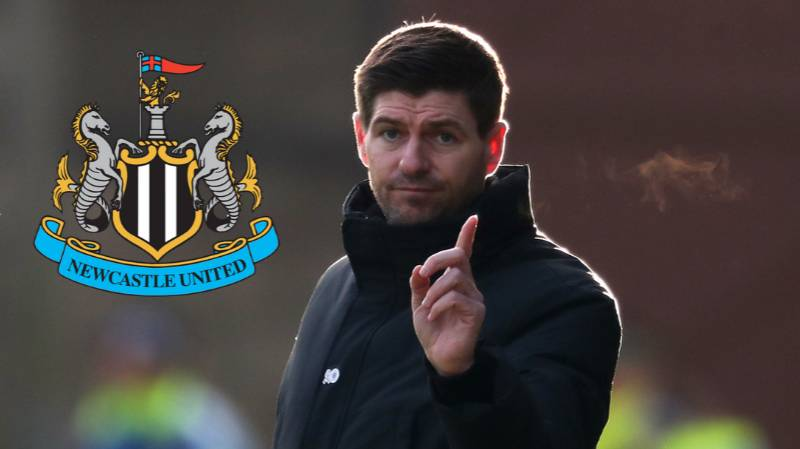 Steven Gerrard Rejected Newcastle United Manager's Job