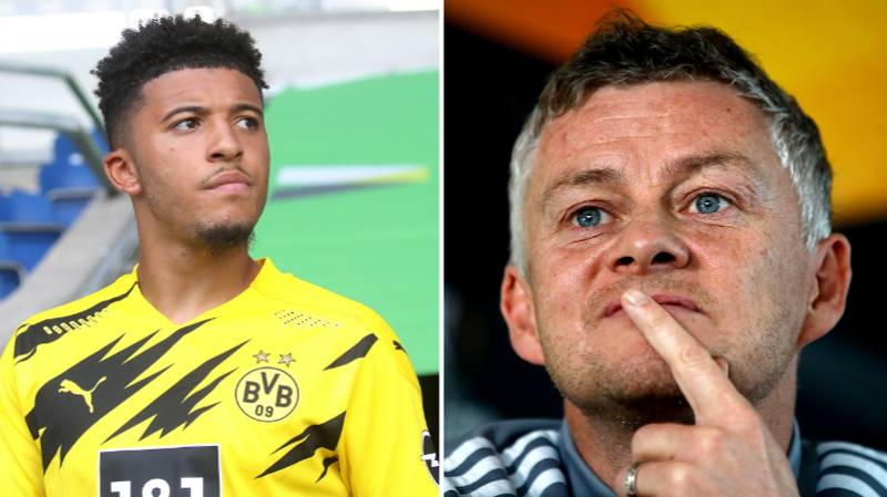 Jadon Sancho 'Believes' He Will Sign For Manchester United This Summer