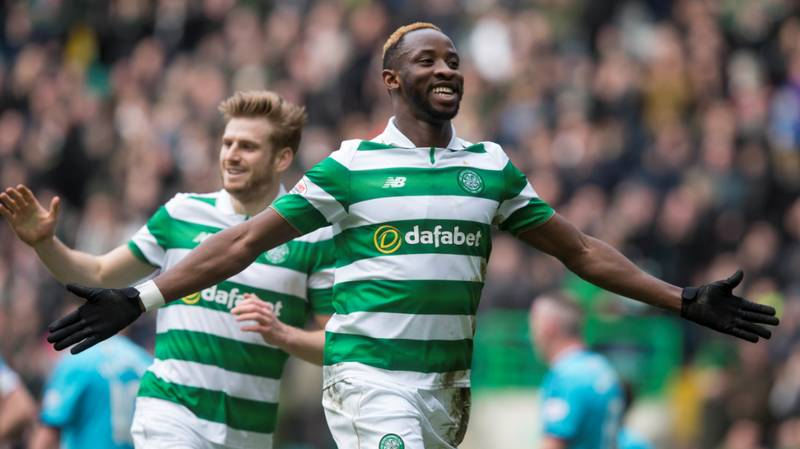 Moussa Dembele Calls Out Racist Fan On Twitter