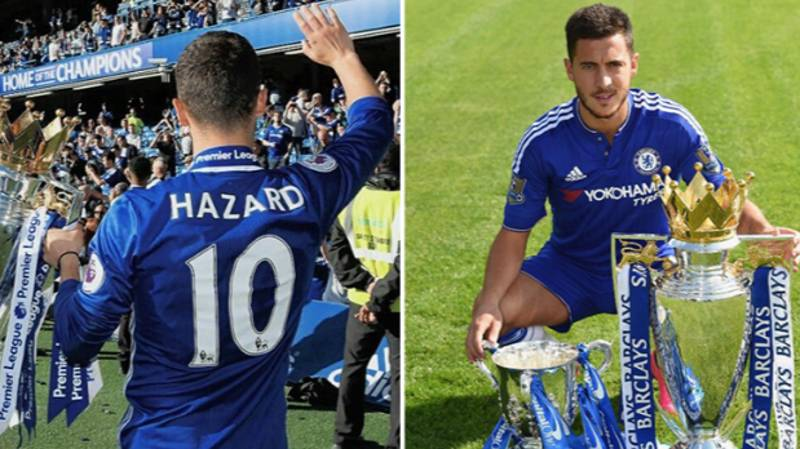 Real Madrid Have Agreed A Deal To Sign Eden Hazard From Chelsea
