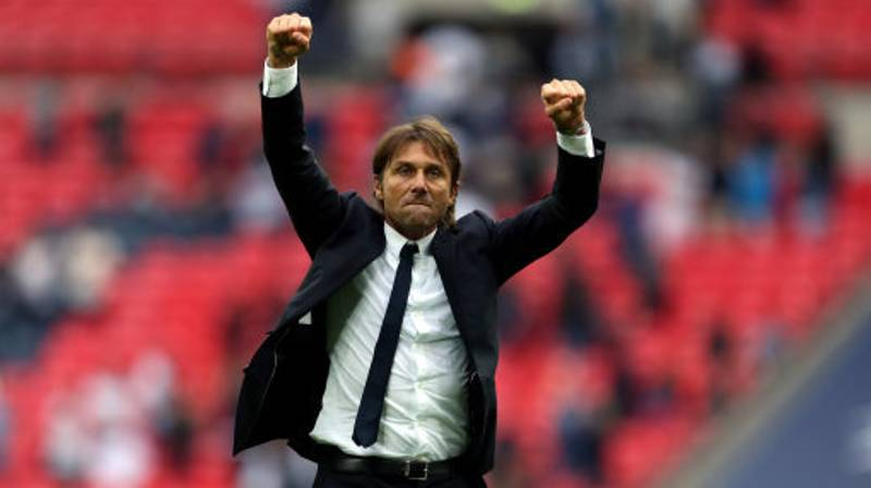 An Outrageous Rumour Has Started Doing The Rounds Regarding Antonio Conte's Future
