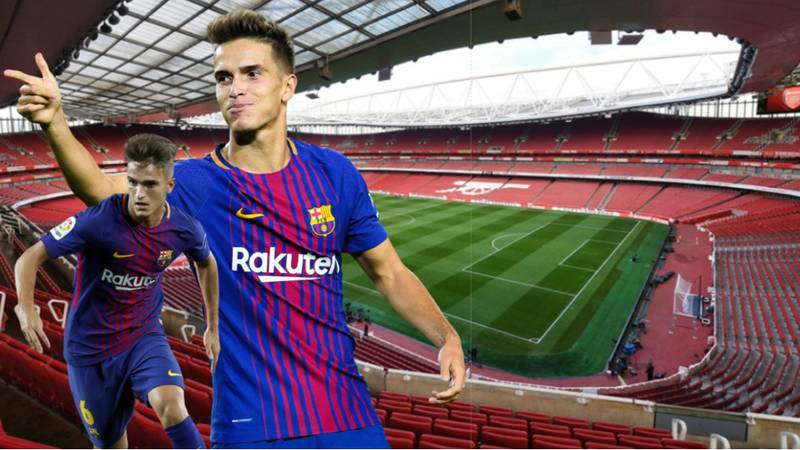 Arsenal Open Talks With Barcelona To Sign Denis Suarez