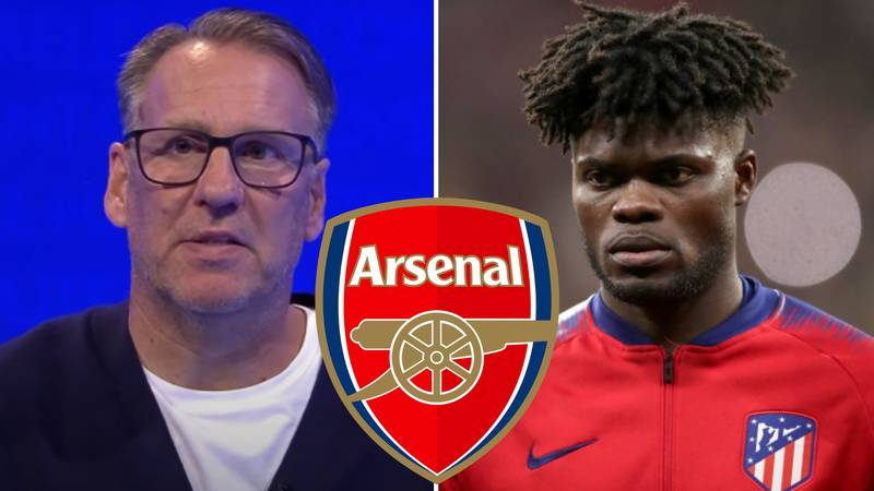 Paul Merson's Reaction When He Learned How Much Arsenal Will Pay For Thomas Partey