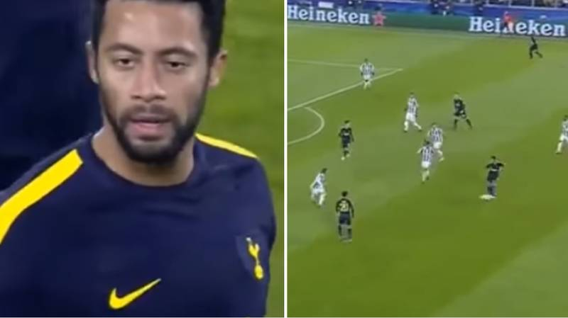 Mousa Dembele's Personal Highlights Against Juventus Were A Masterclass