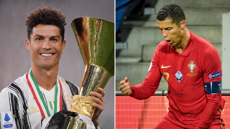 Cristiano Ronaldo Has Smashed 11 Records And Stats This Season, Aged 35