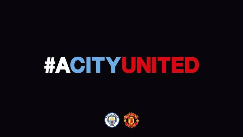 Man United And Man City Come Together To Donate £1 Million