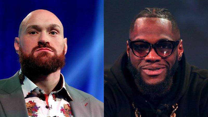 Fury One Million Per Cent Certain He's Beating Wilder