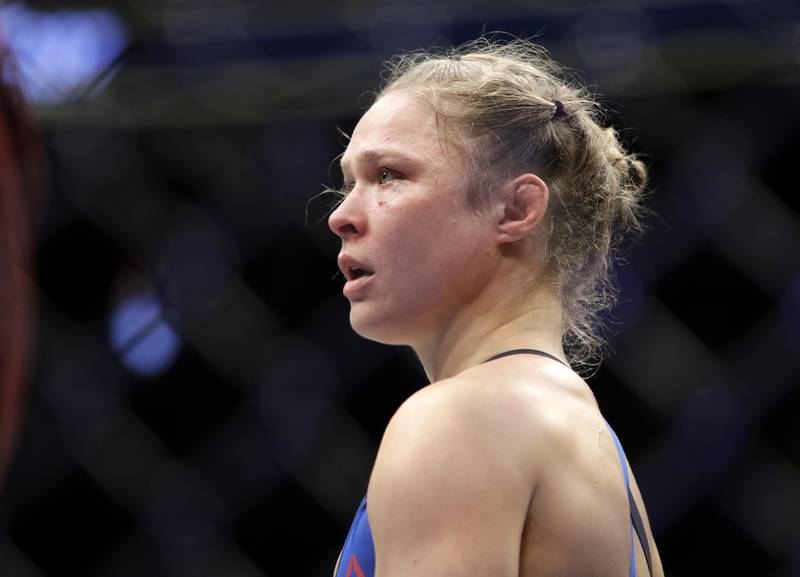 Ronda Rousey Breaks Her Silence On Devastating Loss To Amanda Nunes