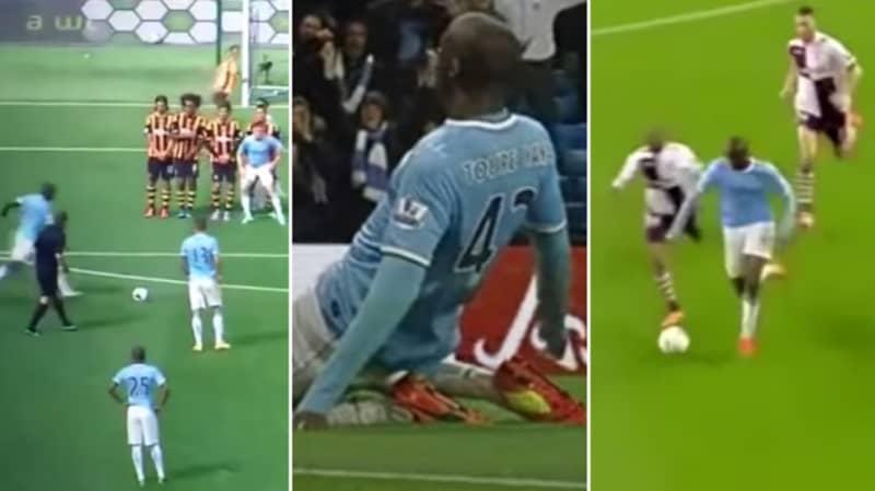 Yaya Toure Highlights Video From 2013/14 Shows His Incredible Season