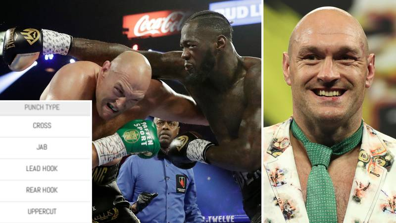 Tyson Fury Vs Deontay Wilder: In-Depth Analysis Of Punches Shows How Badly Fury Dominated