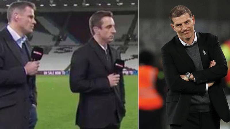 Jamie Carragher Rips Into West Ham Player, Their Fans Completely Agree