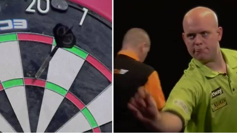 When Michael Van Gerwen Hit Two Nine-Darters In One Match