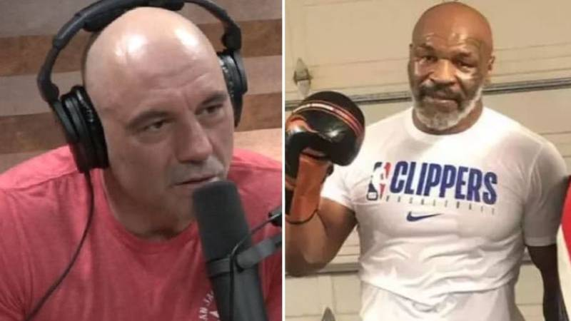 Mike Tyson Reveals Fights Used To Give Him Erections