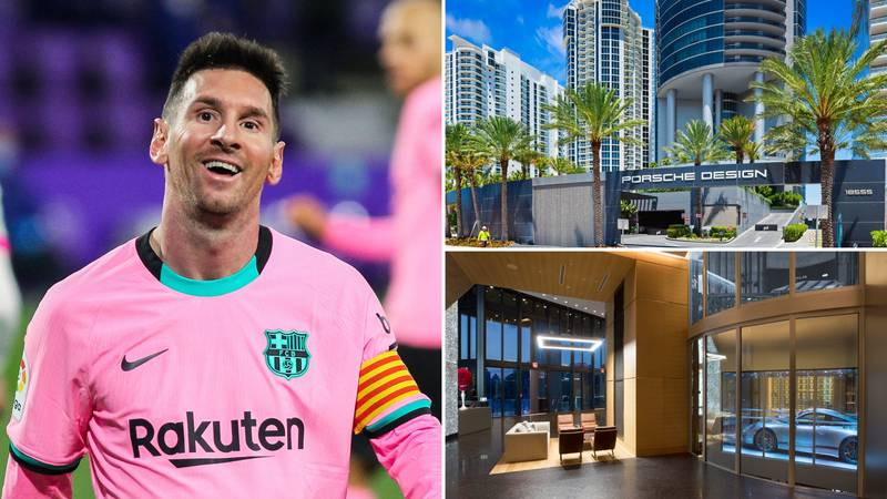 Lionel Messi 'Has Already Bought £7.25 Million Apartment In Miami' As Long-Term Plans Are Revealed