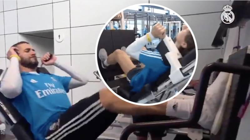 Real Madrid's Bizarre Gym Sessions Might Explain Why They Have So Many Injury Problems
